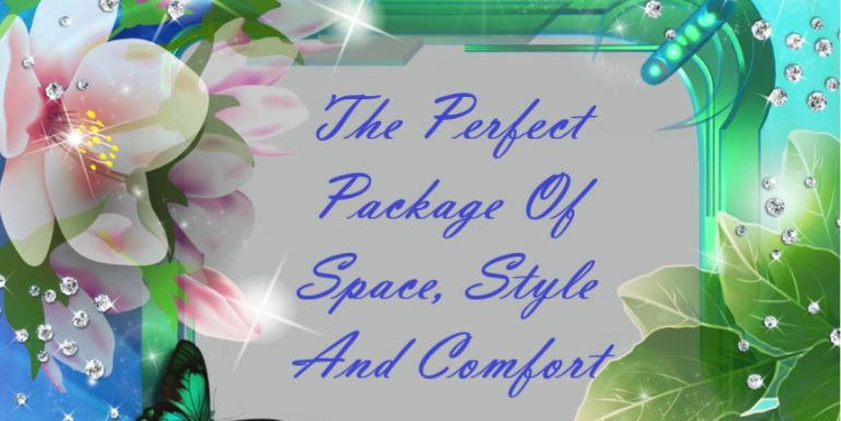 0 Title - The Perfect Package Of Space, Style And Comfort