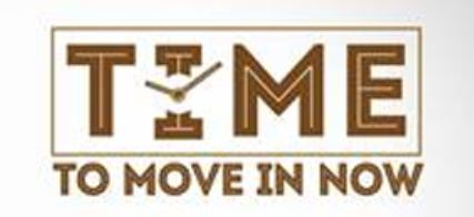 c move - time to move in now