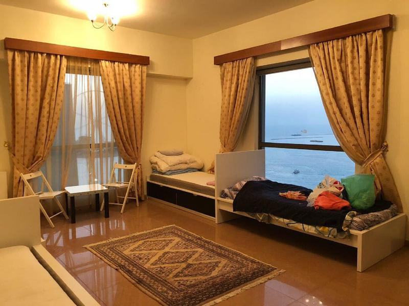 Luxury serviced single Rooms and bed spaces in JBR and Marina
