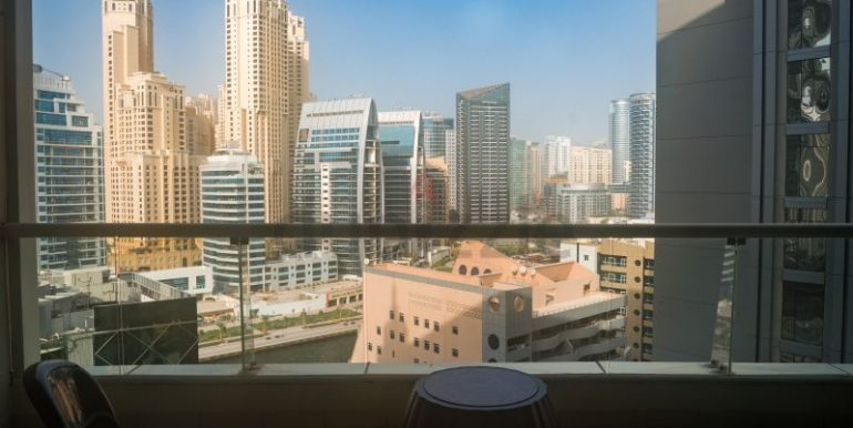 Flatmate wanted in Dubai Marina, master room in huge new 3 bed apt3