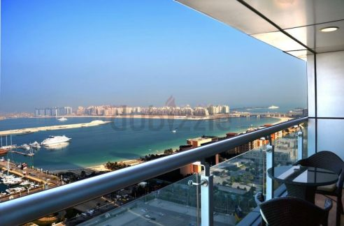 Luxury Bed Space Master Room In Dubai Marina