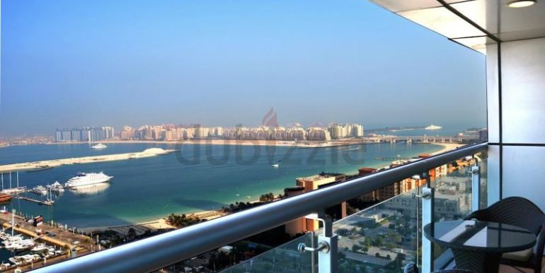 Luxury Bed Space Master Room In Dubai Marina Sea View New Apartment only ladies1