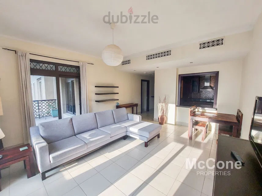 Fully Furnished   Great Price   Next To Souk