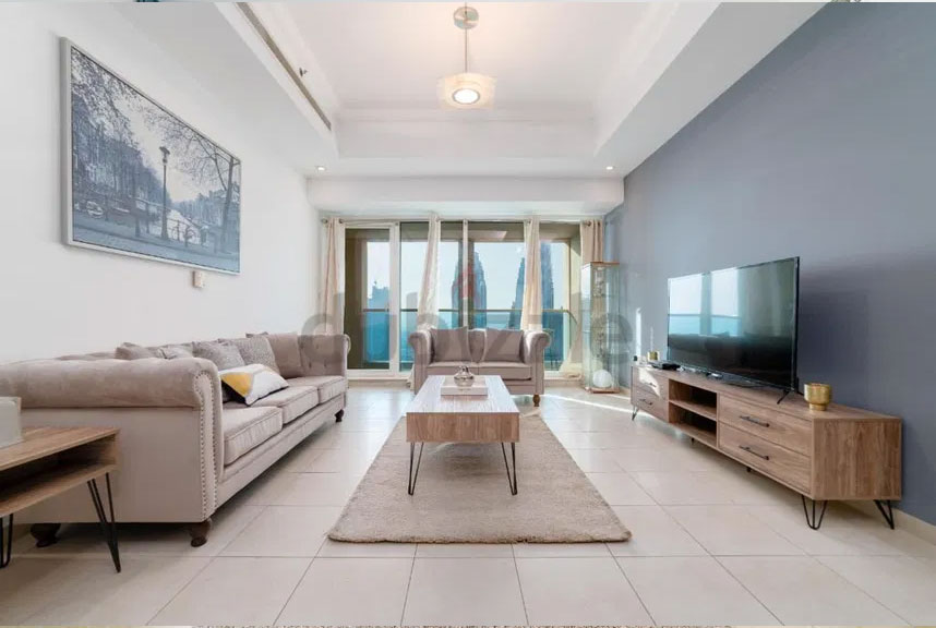 PANORAMIC SEA CANAL VIEW HIGH FLOOR 2BR IN BUSINESS BAY!!!