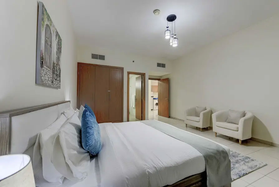 Amazing 1 BR big Aprtmt in the heart of Jumeirah Village Circle