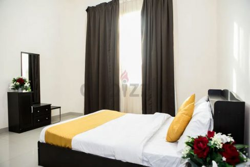 Amazing Fully Furnished Serviced 1BR  Daily  0% Commission