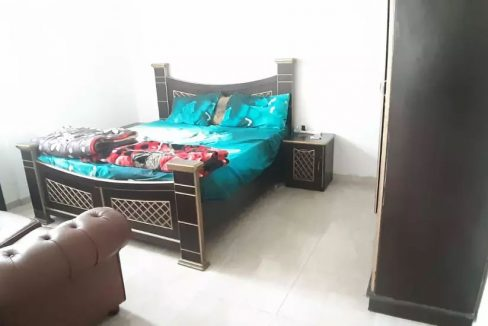 Fully Furnished Monthly |Ready to Move|Sunny Flat|