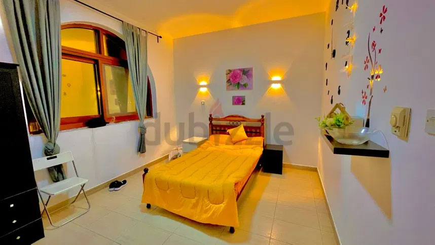 1 or 2 Sharing Bedspace private Room Building Apartment