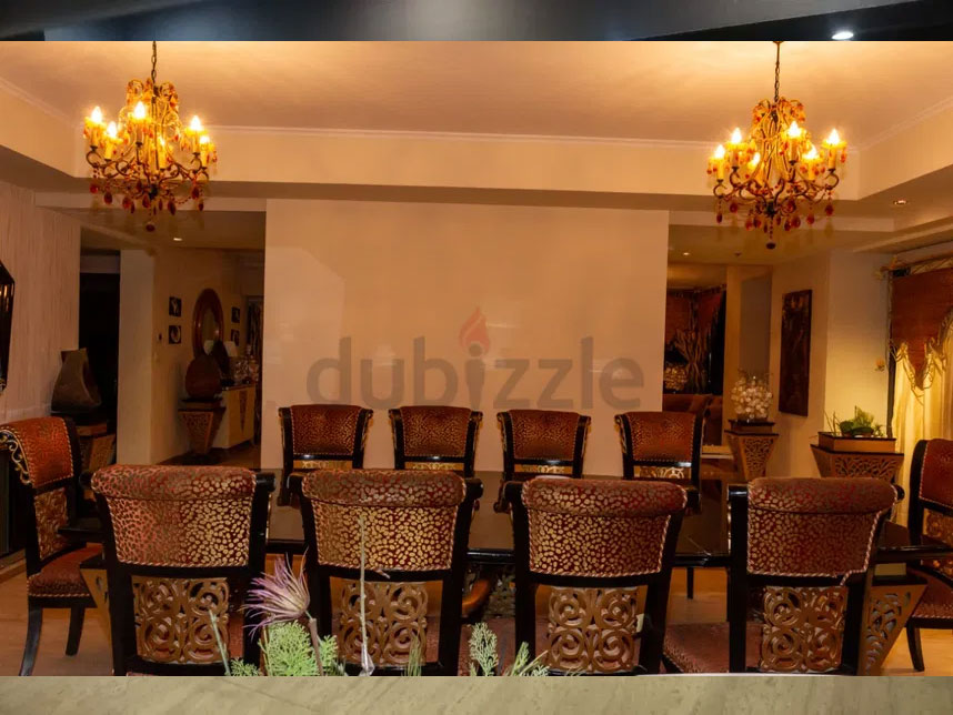 5 BR penthouse duplex 2 floors ( G+1 ) private swimming pool