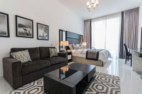 Beautifully Furnished Studio in Giovanni Sports City
