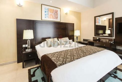 Amazing 1BHK In 12 Cheques  Fully Furnished  All Bills