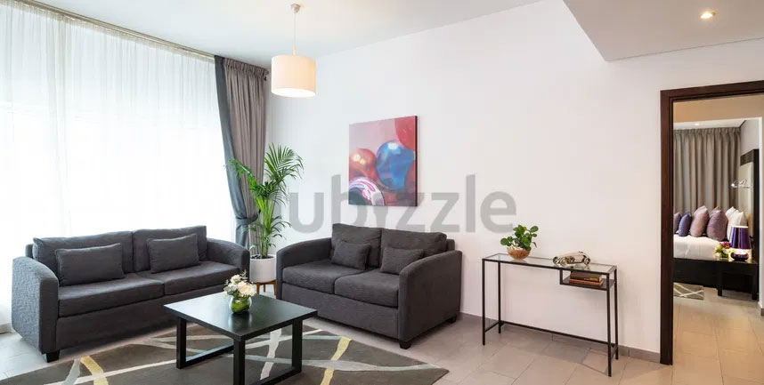 For as Low as 5,499 l One Bedroom Hotel Apartment