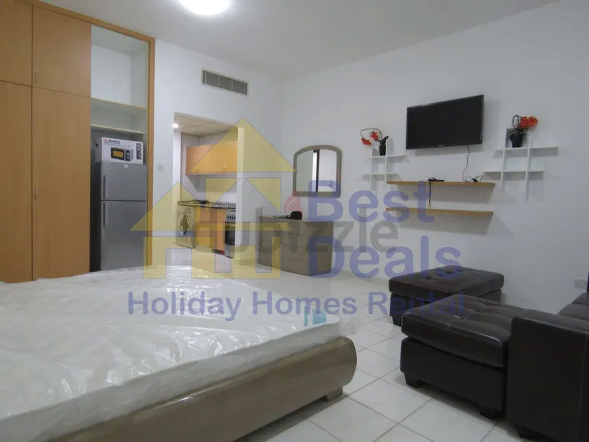 Furnished Studio In Italy Cluster