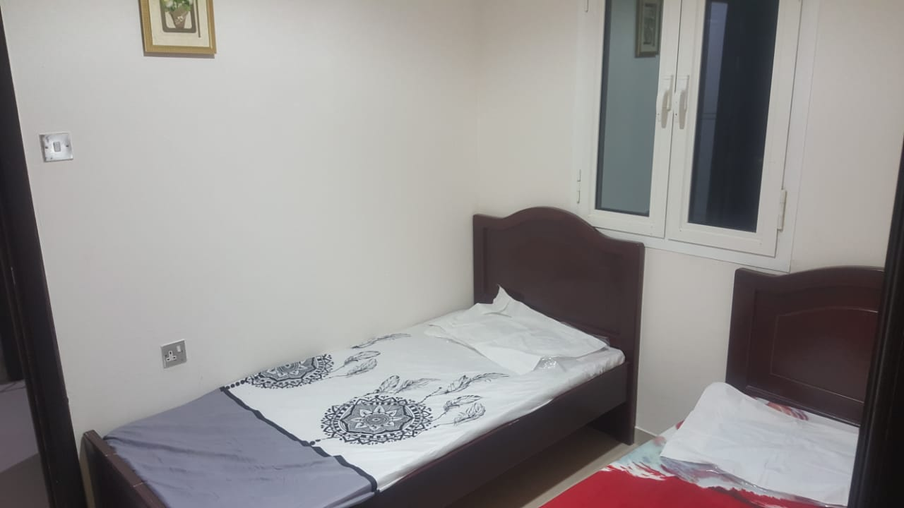 Couples Rooms with Attach Washroom in 2000 Including Everything in Bur Dubai