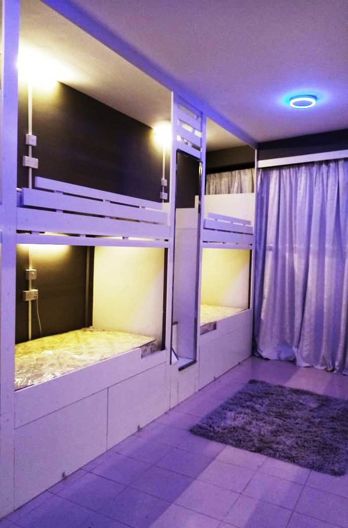 Super Luxury bed space just near discovery garden metro station, 0528378822